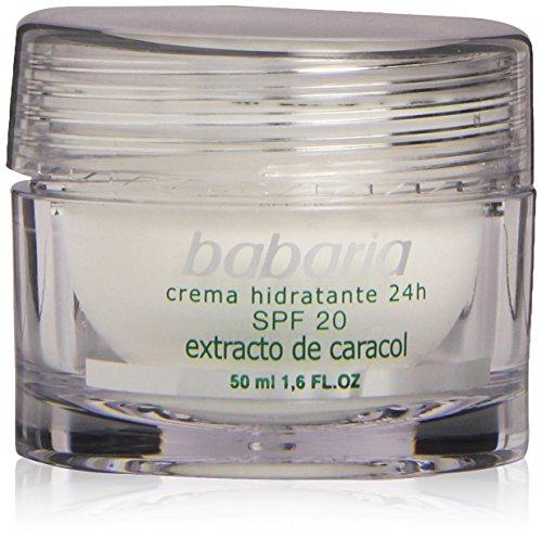 Babaria Crema Extra Idratante Lumaca SPF20 50ml