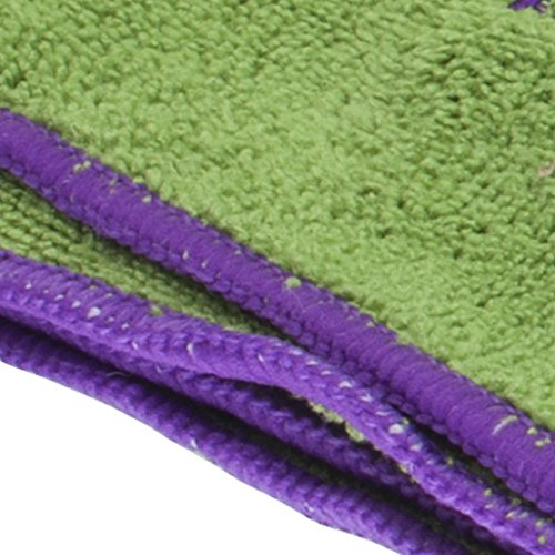 Sivan Health And Fitness® 100% Microfiber Non-slip Yoga Towel and Hand Towel Set (24
