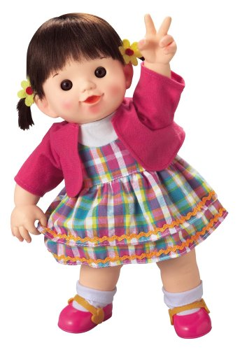 ぽぽちゃん お人形 やわらかお肌の2歳のぽぽちゃん
