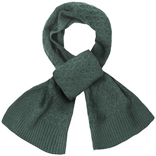 Sciarpa - Famley - Green dark mel - 04