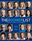 img - for The Boomer List by Timothy Greenfield-Sanders (2014-11-10) book / textbook / text book
