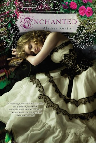 synopsis   enchanted   aletha