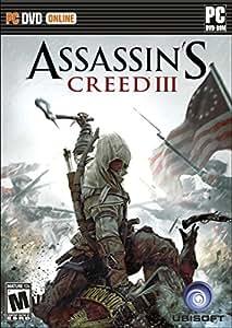 PC Assassin's Creed 3 - Trilingual - Standard Edition