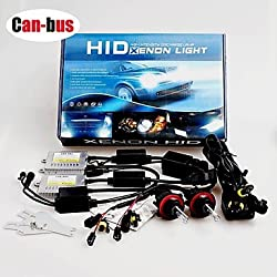 See 12V 55W H13 5000K High / Low Premium Ac Error-Free Canbus Hid Xenon Kit For Headlights Details