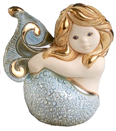Rinconada Mermaid III, Trilogy of The Sea Figurine