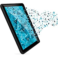 """Special Offer - it� New British 10"""" Tablet PC, Fast Octa Core GPU with Powerful Quad Core Processor, Android KITKAT 4.4, Google Appstore Preloaded, Supports all 3D Games, Music, Applications. HD Crystal Clear Display. Bluetooth, WIFI, USB, HDMI, 3G, 2MP Dual Camera, 16GB Internal Storage. 32GB SD Card Slot, 1GB RAM. UK Brand Sleek Design - Black"""