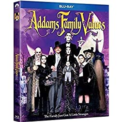 Addams Family Values [Blu-ray]