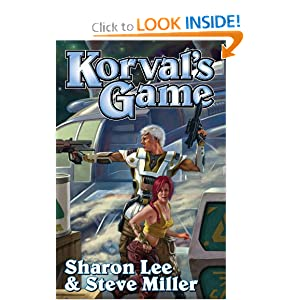 Korval's Game (Liaden Universe®) by Sharon Lee and Steve Miller