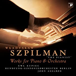 Works For Piano & Orchestra