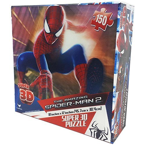 The Amazing Spider-Man 2 150 Piece Super 3D Puzzle