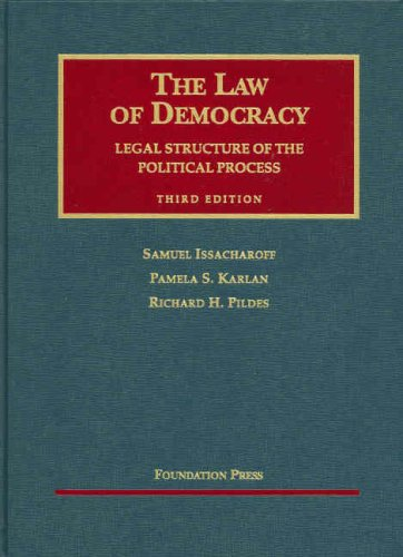 The Law of Democracy: Legal Structure of the Political...