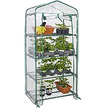 Best Choice Products 4 Tier Mini Green House, 27