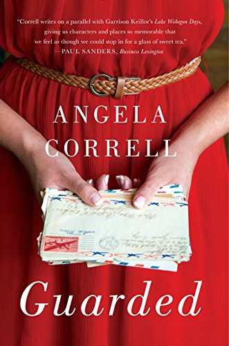 A fire exposes letters hidden since WWII. One is written in Italian. Will a family secret destroy Annie's happiness? Will she let history sabotage the future, especially her future with Jake? Guarded  by Angela Correll