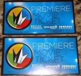 10 Regal Entertainment Group Premiere Movie Tickets