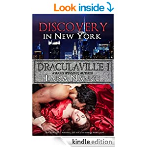 DraculaVille I - Discovery in New York - Lara Nance