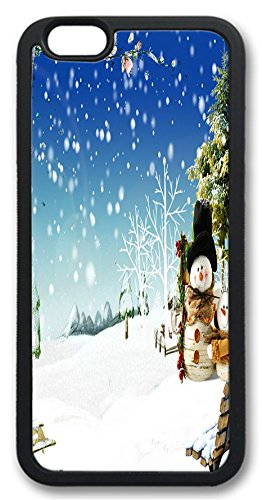 Fantastic Faye Pc Material Merry Christmas Gift Present Happy New Year Christ Eve'S Nice Design Cell Phone Cases For Iphone 6 No.7 front-50807