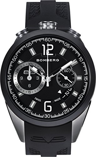 Bomberg NS39CHTT.0069.2 1968 collection Watch - Swiss Made - 39 mm