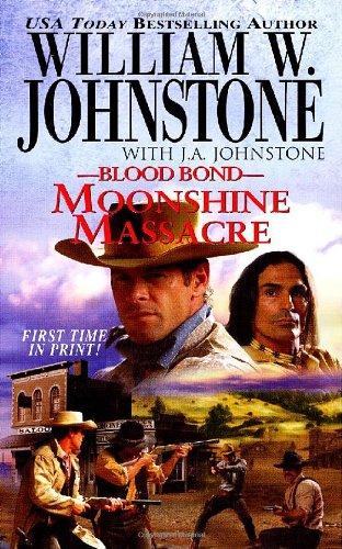 Moonshine Massacre (Blood Bond)