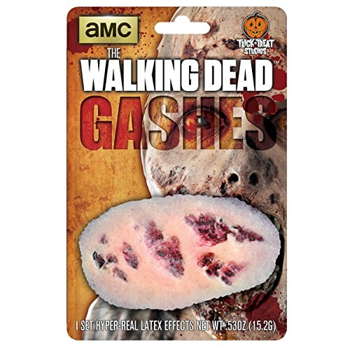 The Walking Dead Walker Gash Wound Appliance Make Up Kit