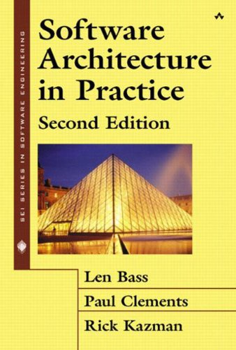 Software Architecture in Practice (2nd Edition)
