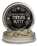 Crazy Aaron's Thinking Putty, 1.6 Ounce, Precious Metals Pure Platinum