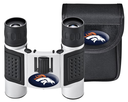 Nfl Denver Broncos High Powered Compact Binoculars