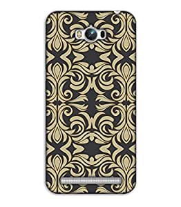 Happoz ASUS Zenfone Max Cases Back Cover Mobile Pouches Shell Hard Plastic Graphic Armour Premium Printed Designer Cartoon Girl 3D Funky Fancy Slim Graffiti Imported Cute Colurful Stylish Boys D372