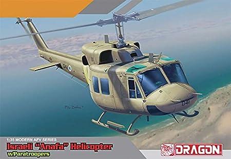 "Israeli ""ANAFA"" Helicopter w.Paratroopers"