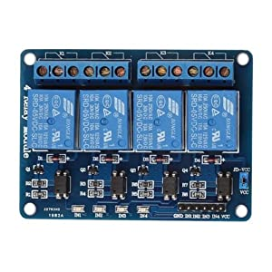SainSmart 4-Channel Relay Module