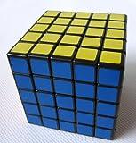 ShengShou 5x5 Speed Cube, Black