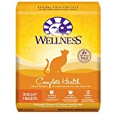 Wellness Complete Health Natural Dry Indoor Cat Food, Chicken, 11.5-Pound Bag