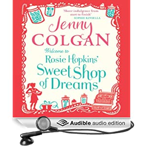 Welcome to Rosie Hopkins' Sweetshop of Dreams (Unabridged)