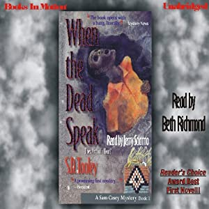 When the Dead Speak: Sam Casey, Book 1 | [S. D. Tooley]