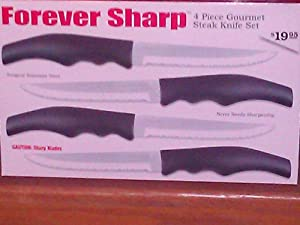 how to keep knives sharp forever