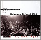 I, Eye, Aye: Live at Montreux