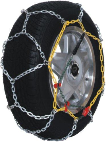 コムテック タイヤチェーン ジャッキアップ不要 簡単装着 高性能金属製 スピーディア SX(SPEEDIA SX) SX-107