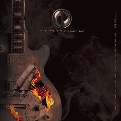 Akanoid - 100 Burning Guitars EP