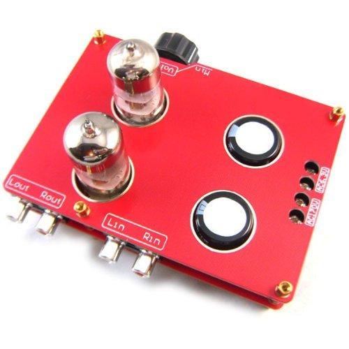 Assembled 6N3 Hifi Buffer Audio Tube Headphone Amplifier Pre-Amp Kit With Transformer