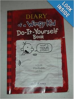 diary of a wimpy kid do it yourself book pdf