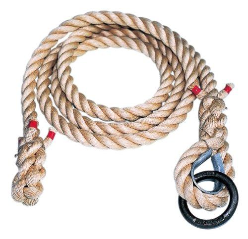 KTネット クライミングロープ (懸垂ロープ) 5m ロープ径36mm KT871