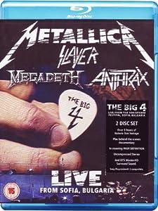 The Big Four : Live From Sofia, Bulgaria [Blu-ray]