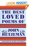 Best Loved Poems of John Betjeman