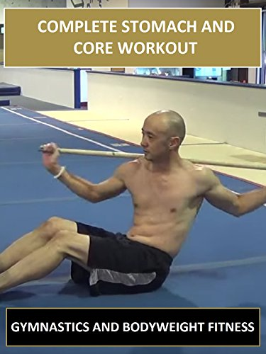 Complete Stomach and Core Workout