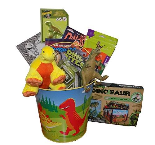 Dinosaur Gift Basket Ultimate Dinosaur Gift Basket
