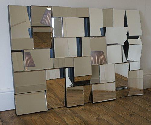 earthquake-silver-modern-rectangle-facet-wall-mirror-40x28