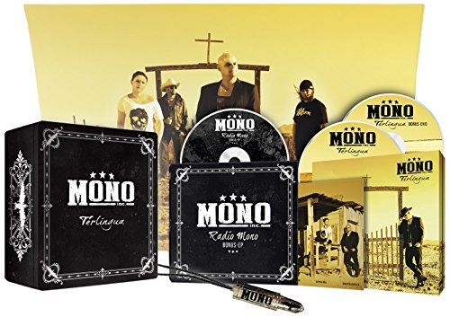 Terlingua -CD+DVD/Ep- by Mono Inc.