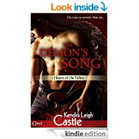 The Demon's Song (Hearts of the Fallen) (Entangled Covet)
