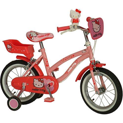 """Fahrrad Hello Kitty 14"""""""