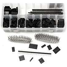 Alcoa Prime Brand New 1450 Pcs Connector Kit 2. 54 Mm PCB Pin Headers Box Packaging Good For Home Electronics...