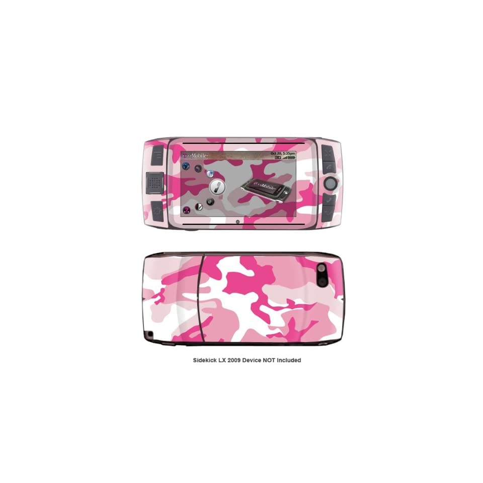 Sticker for T mobile Sidekick 2009 case cover LX2009 196 Electronics